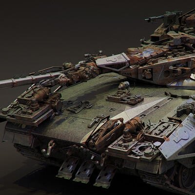 Ying te lien future tank