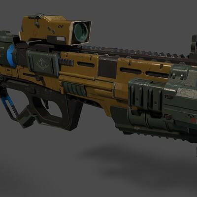 Christian delgado gun1