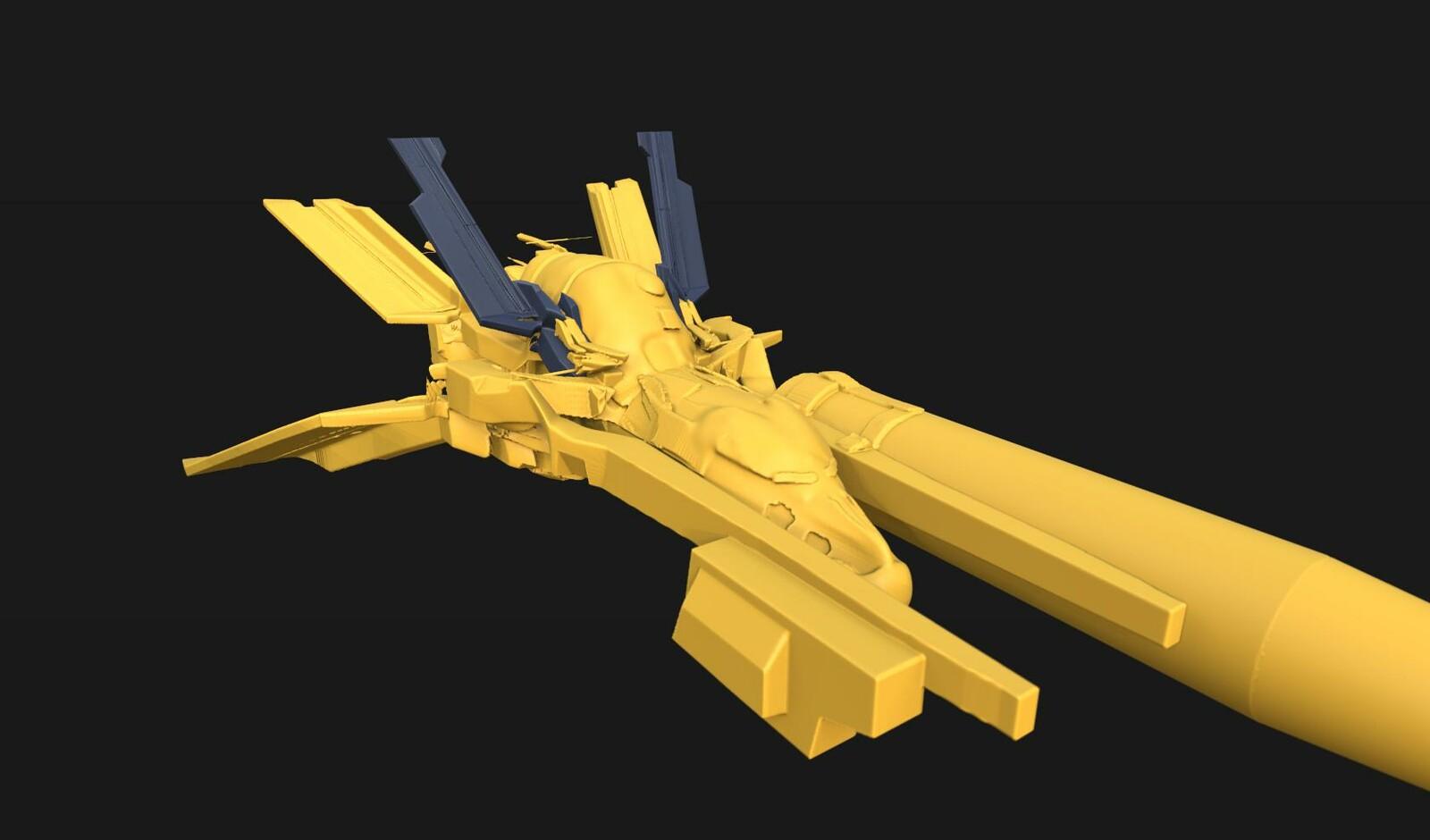 3DCoat render
