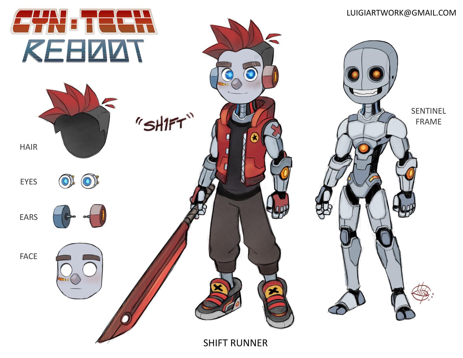 Cyn-Tech Reboot