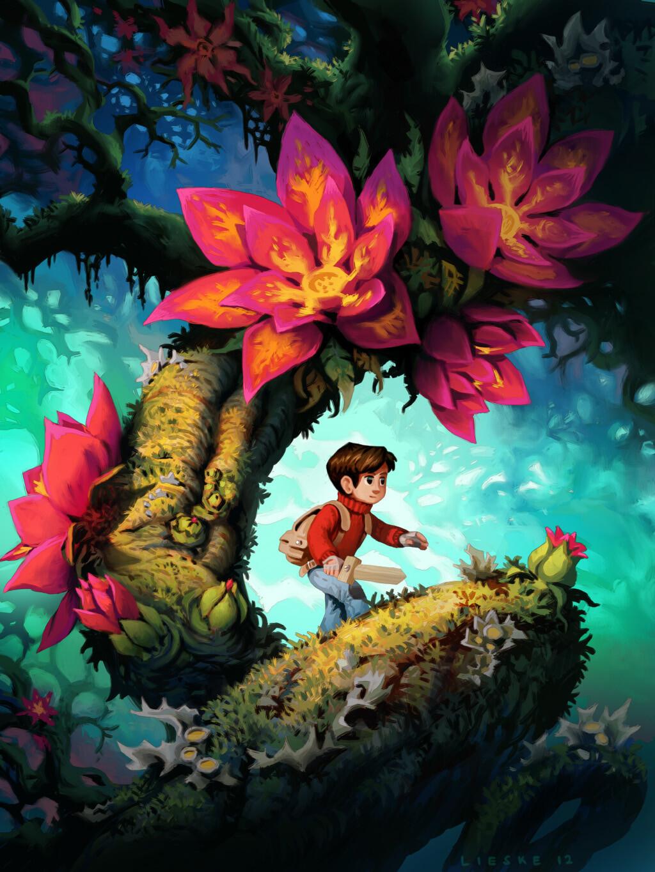 Daniel lieske fireflowers