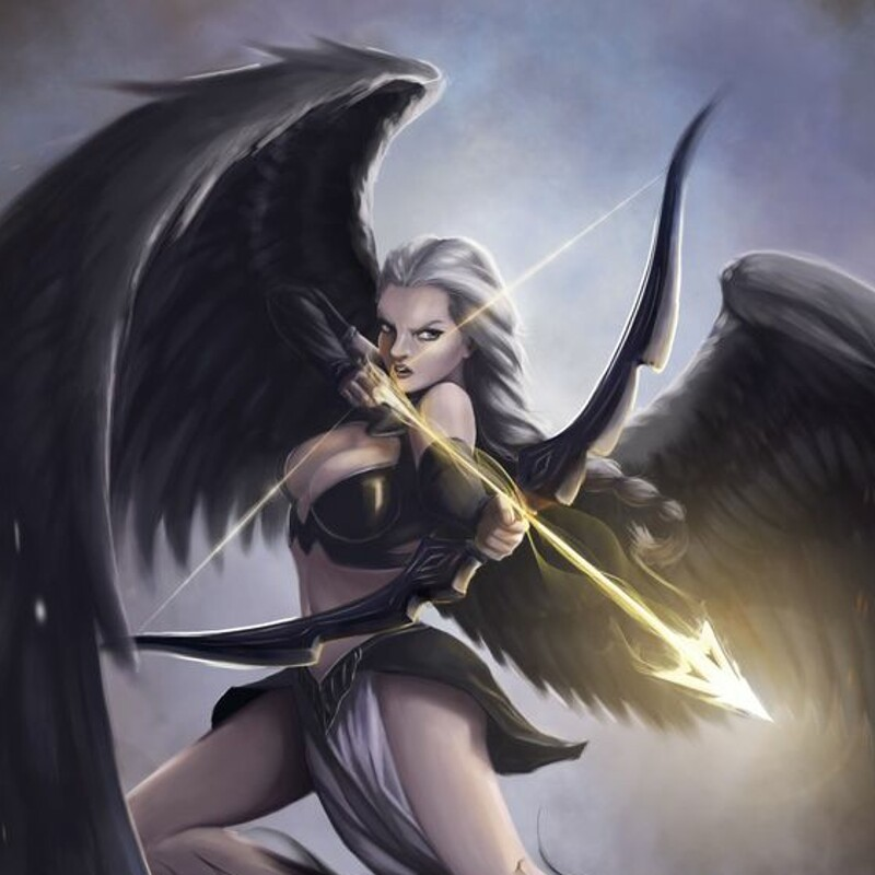 Angel archer