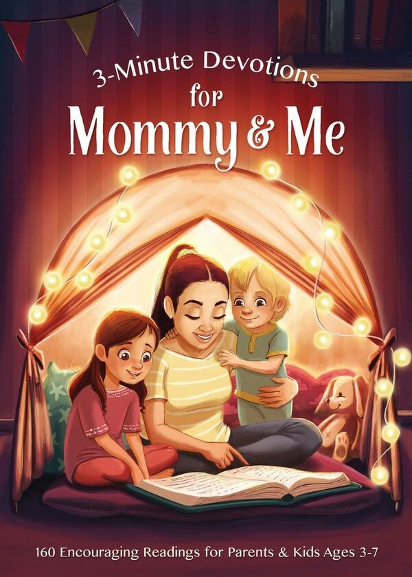 3 Minute Devotions for Mommy and Me