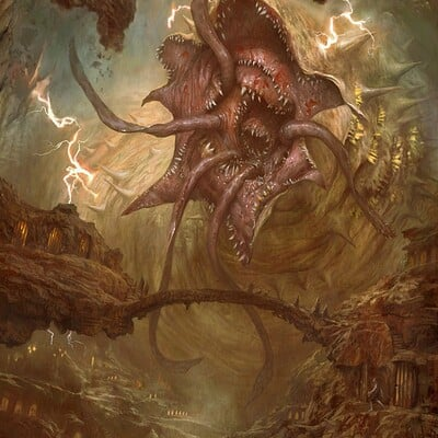 Subterranean Worm Jailer (a)