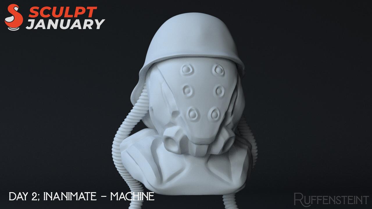 Kris hyde 2 machine