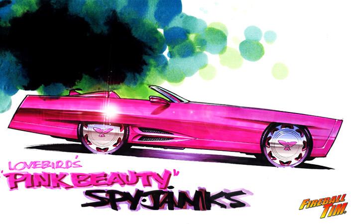 SPYJINX - Paramount