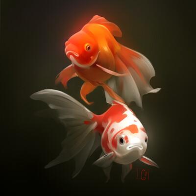 Alexandra gaudibuendia khitrova fish2