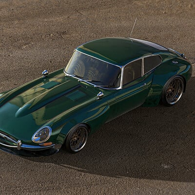 Federico zimbaldi jaguar 9623