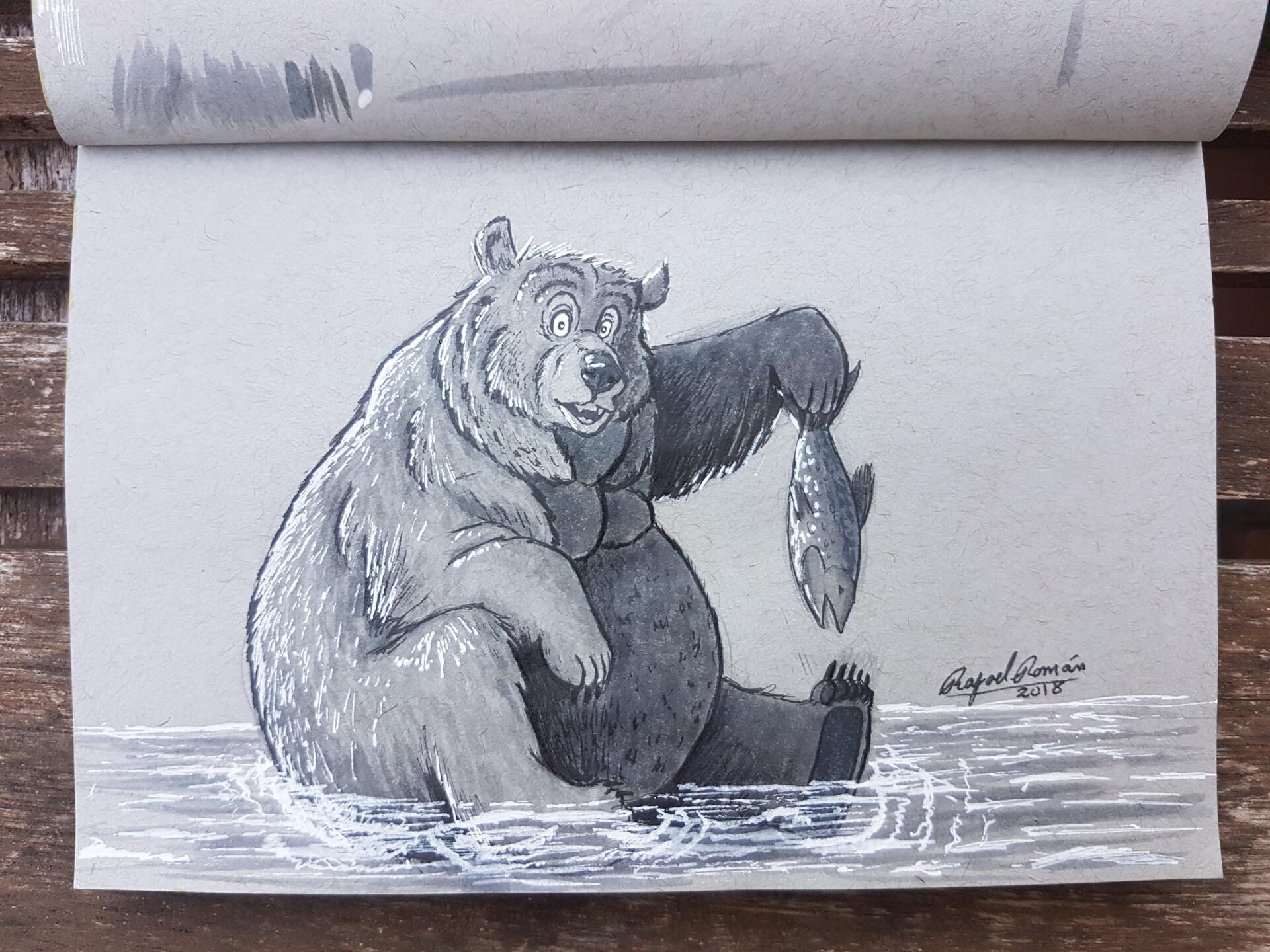Inktober illustration