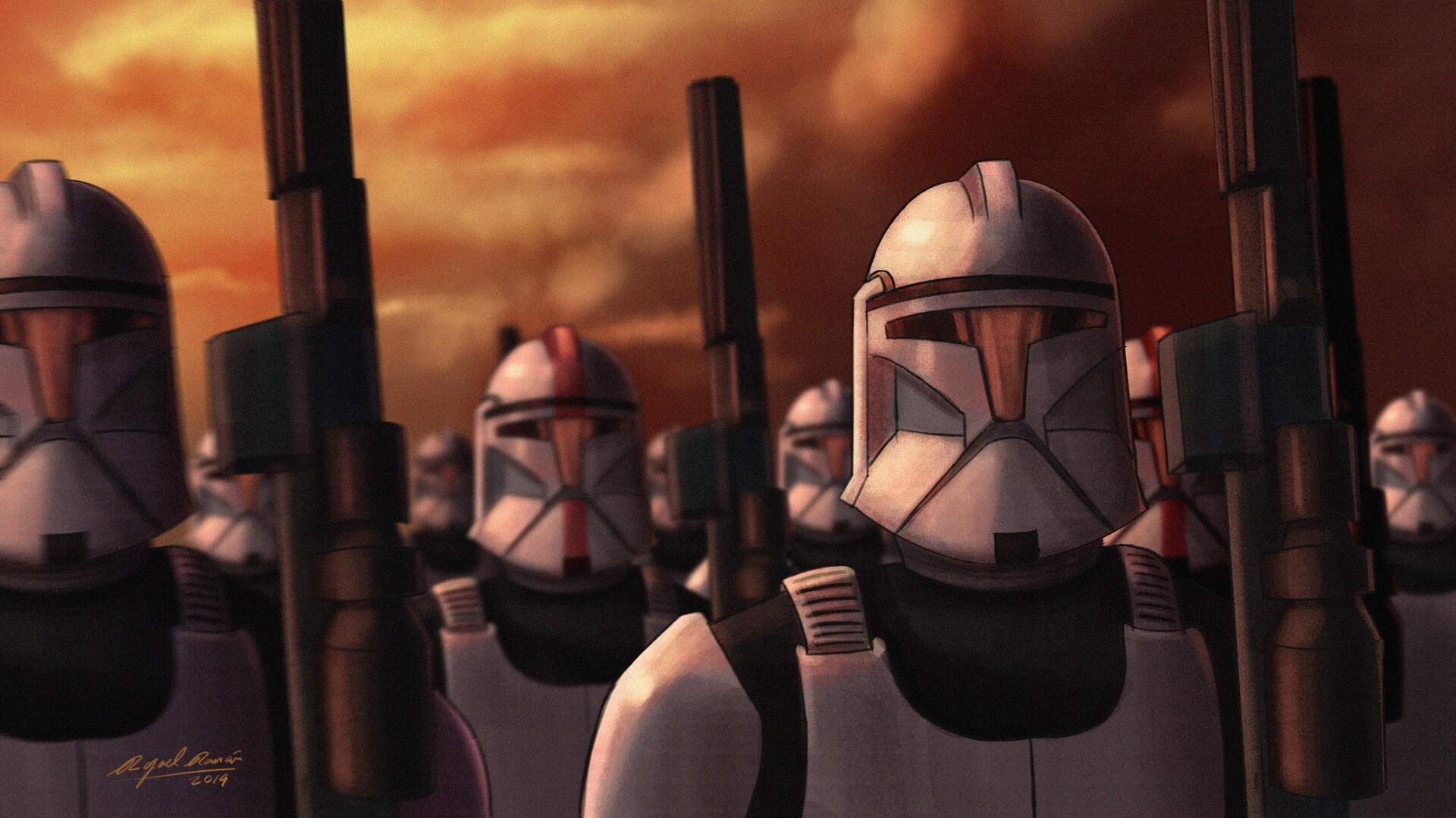 Day 9: clone wars!