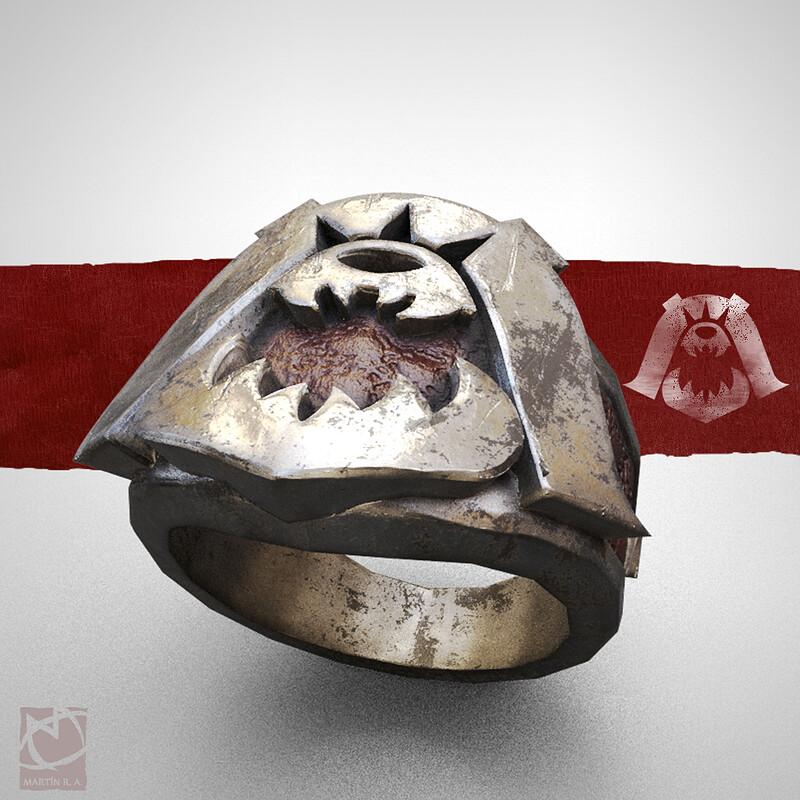Hustarian Ring