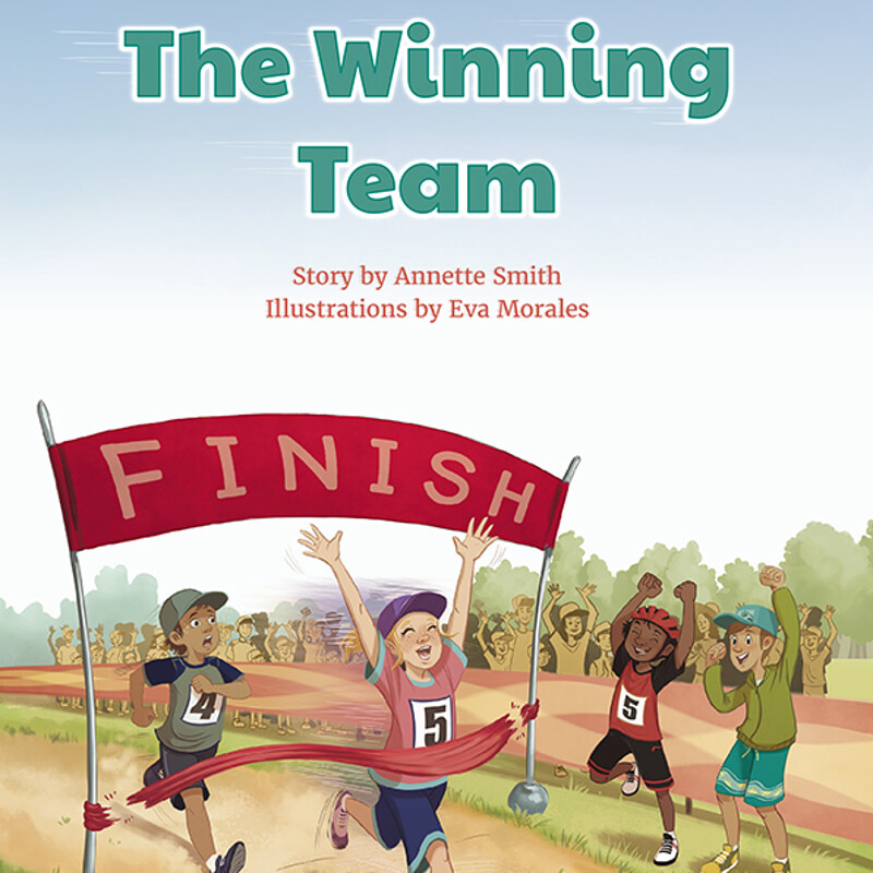 """The winning team"" by ©Cengage Company"