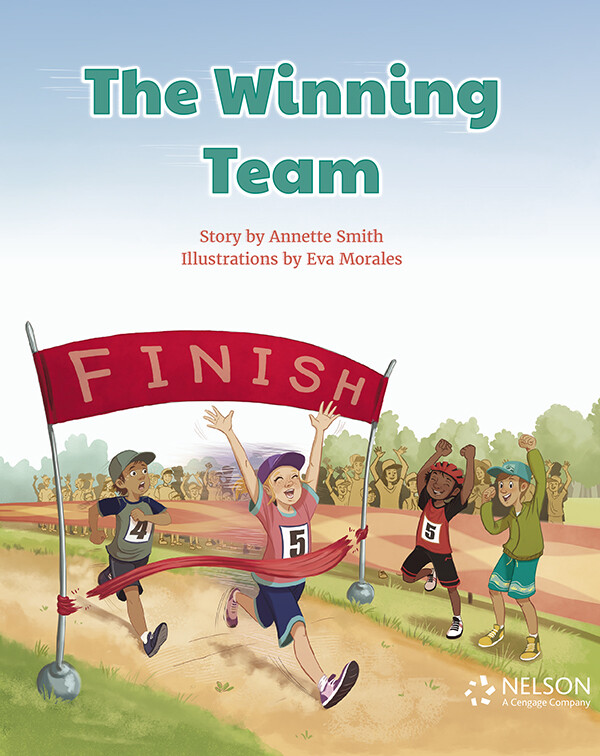 """The winning team""