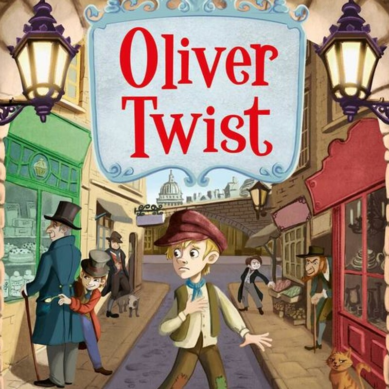 """Oliver Twist"" by ©Igloo Books"