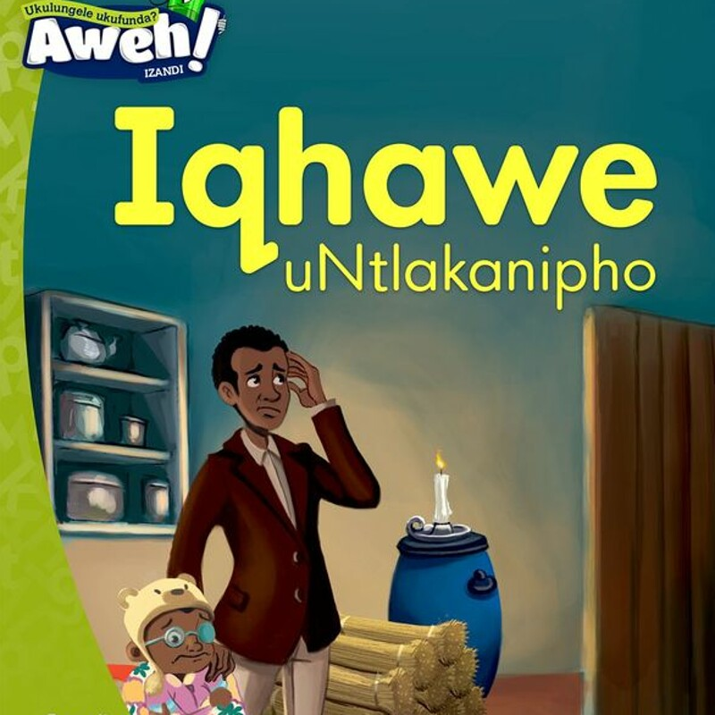 """Iqhawe uNtlakanipho"" by ©OUP Southern Africa"