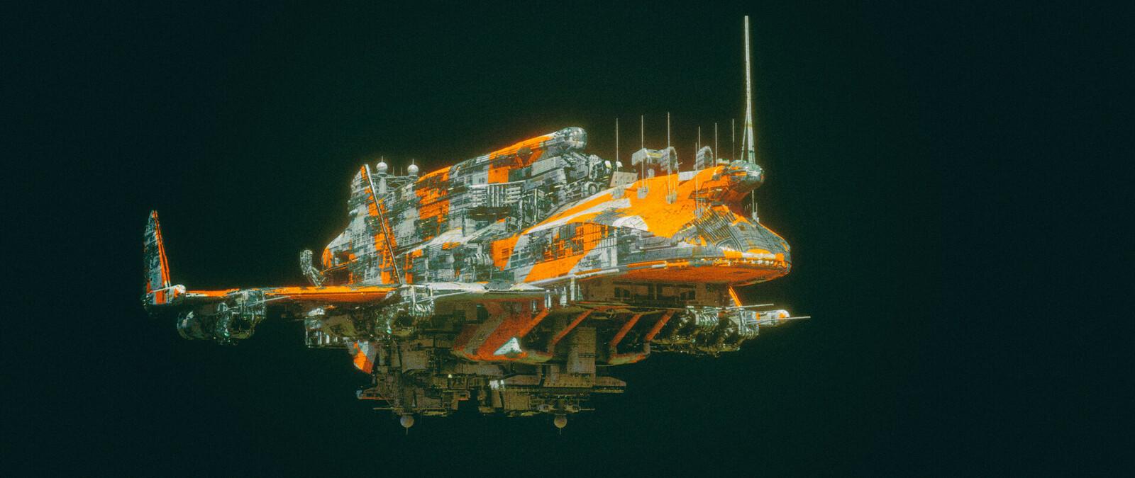 Beluga Class Destroyer