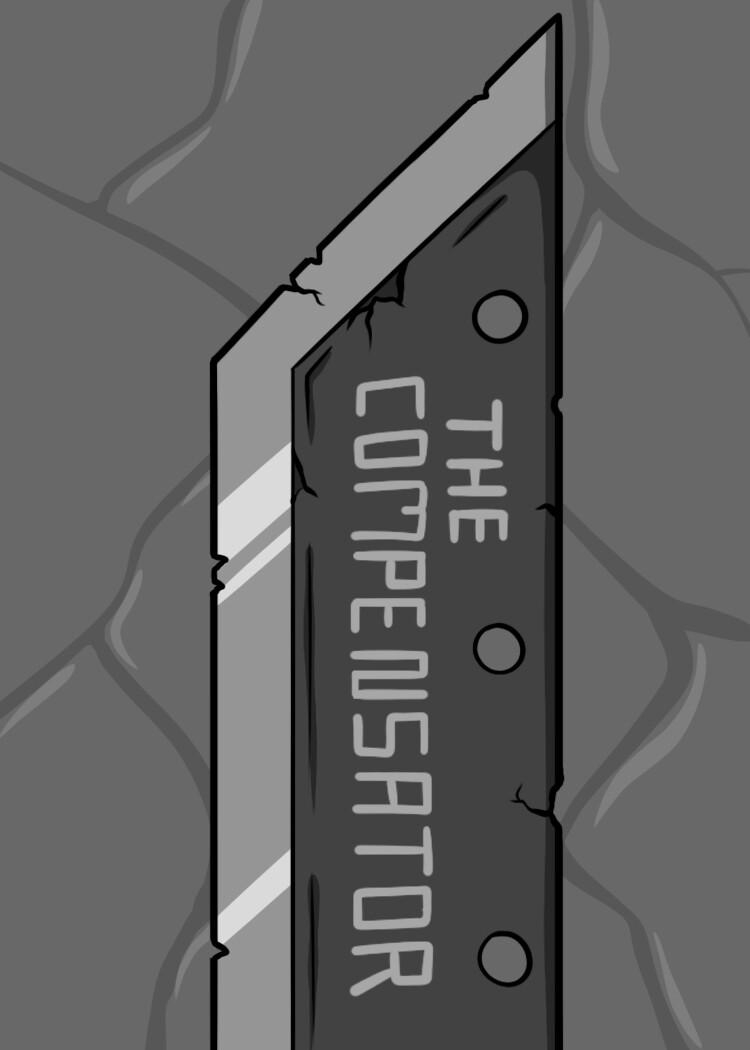 """Blade """"The Compensator"""""""