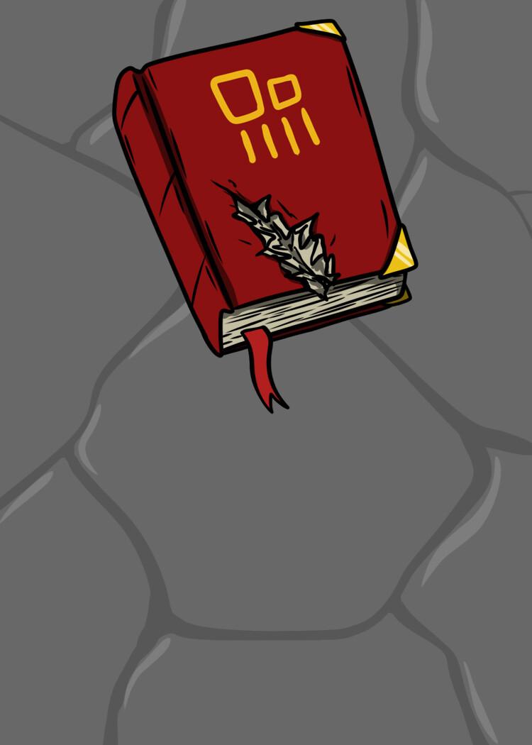 "Gadget ""Holy Book"""
