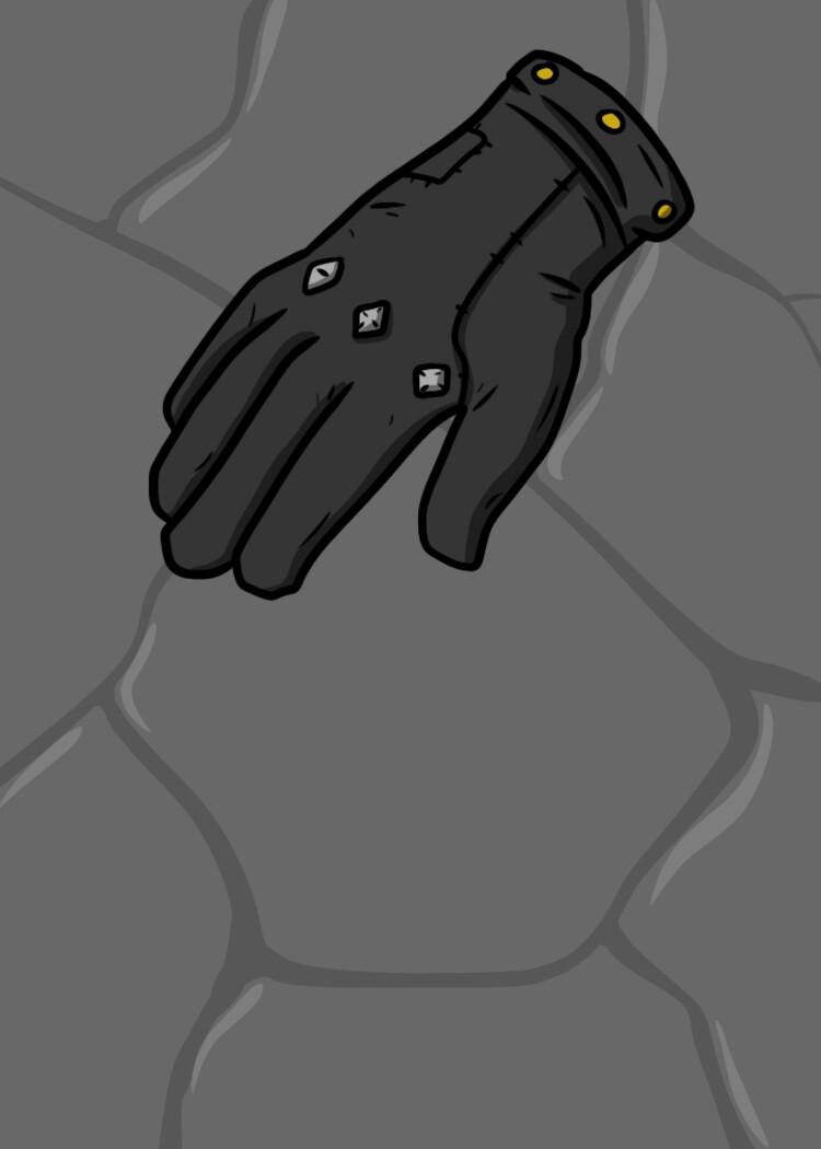 """Gadget """"Thief's Glove"""""""