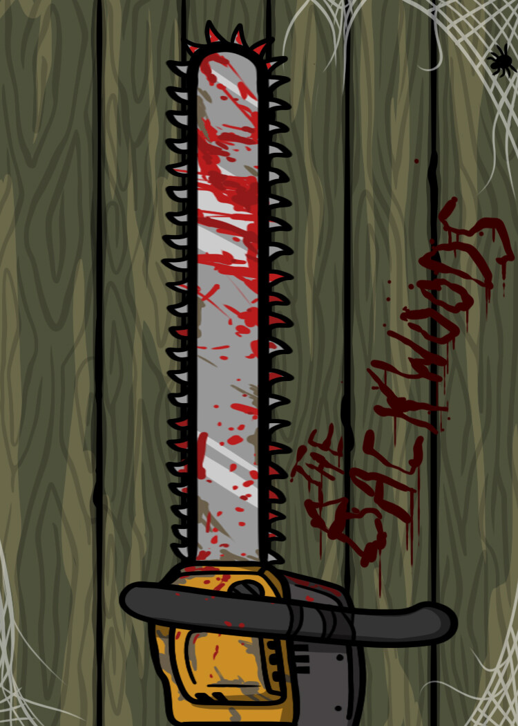 "Blade ""The Backwoods"""