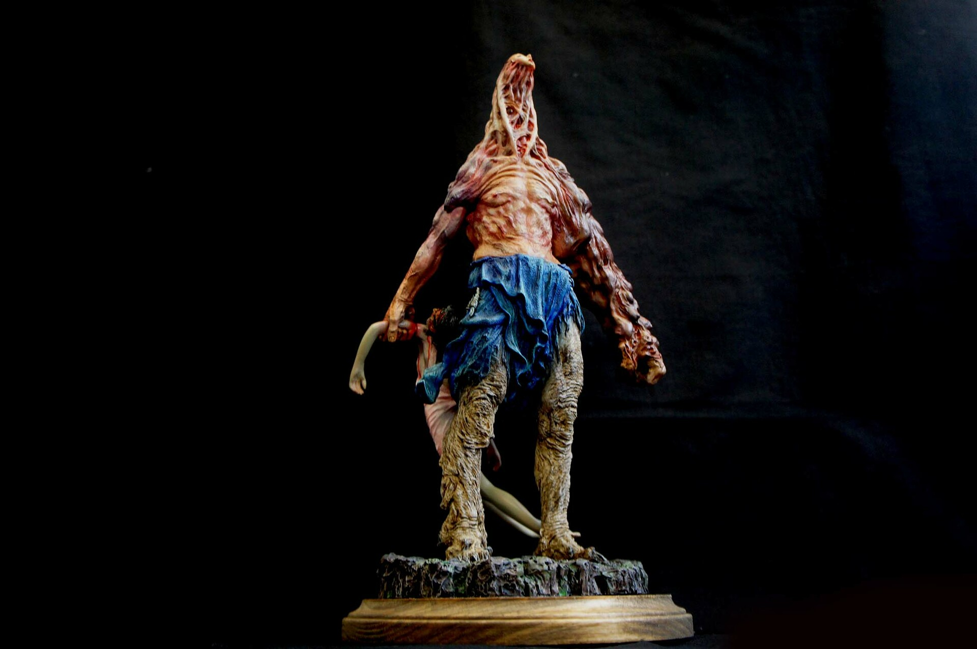 """Generous with Disabilities """"Moments Of Truth"""" Art Statue"""