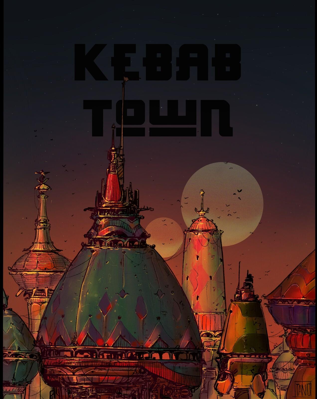 Kebab town