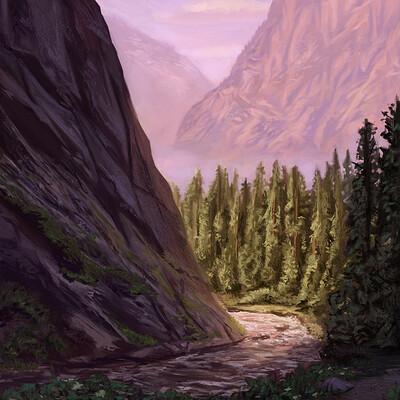 Daniel ang river valley v001
