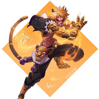 Lan tiger10