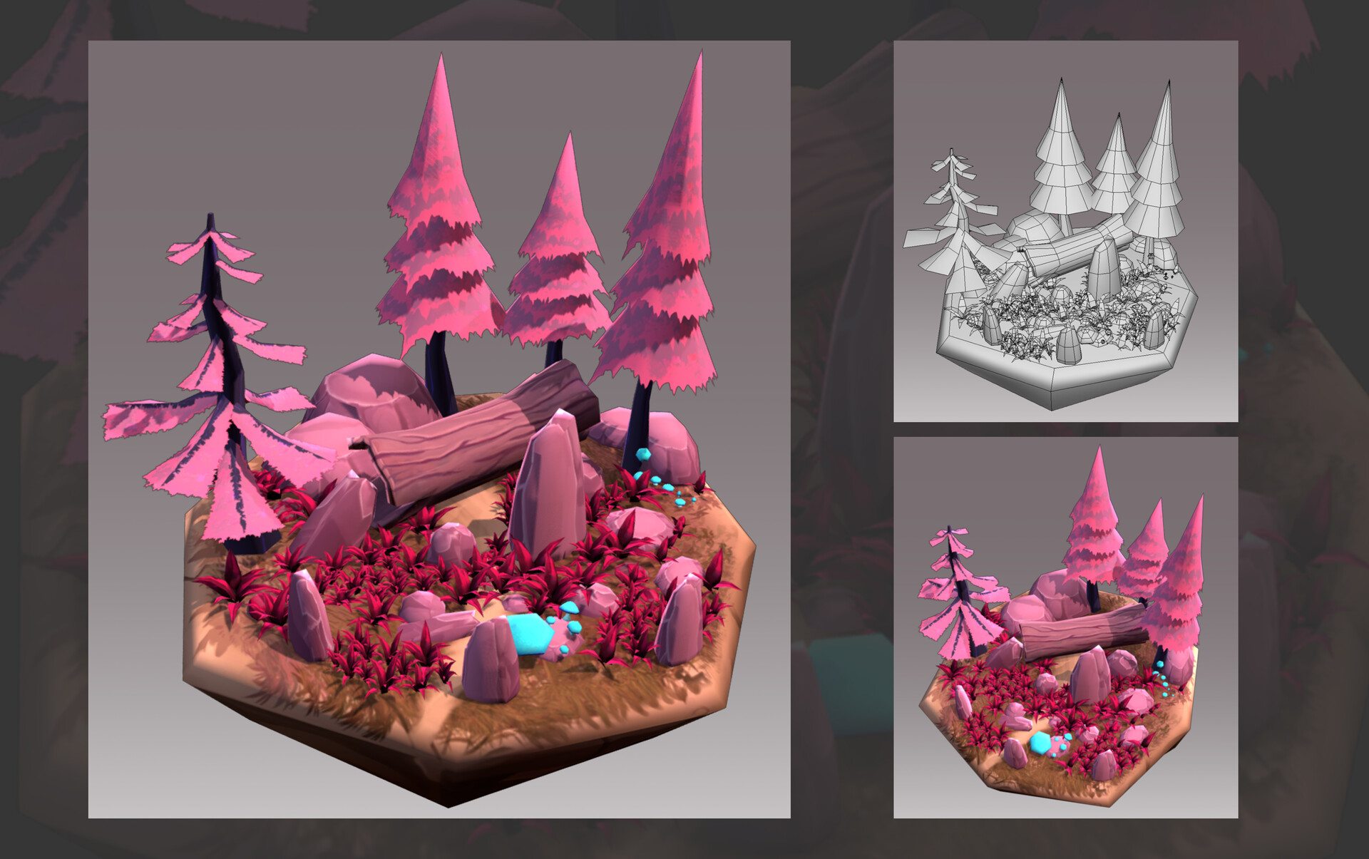 Paper City: Cool Origami Island & Colorful Castle Complex ...   1205x1920