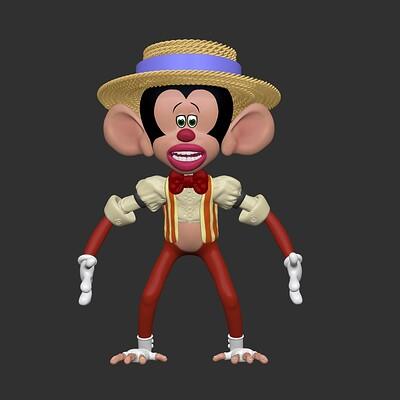 Daniel tucker lizzama monkey2