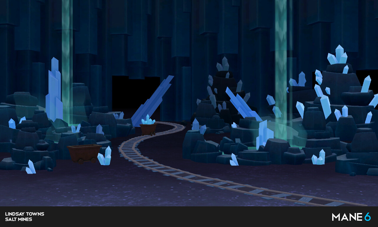 Them's Fightin' Herds - Saltmines Stage