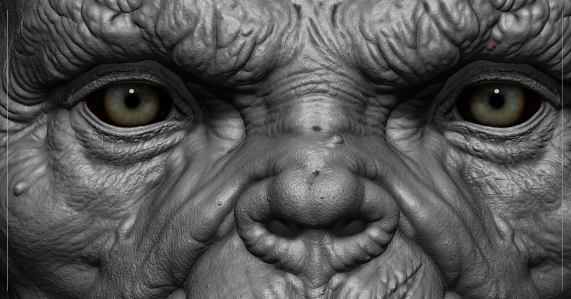 Chingiz jumagulov monster progress17