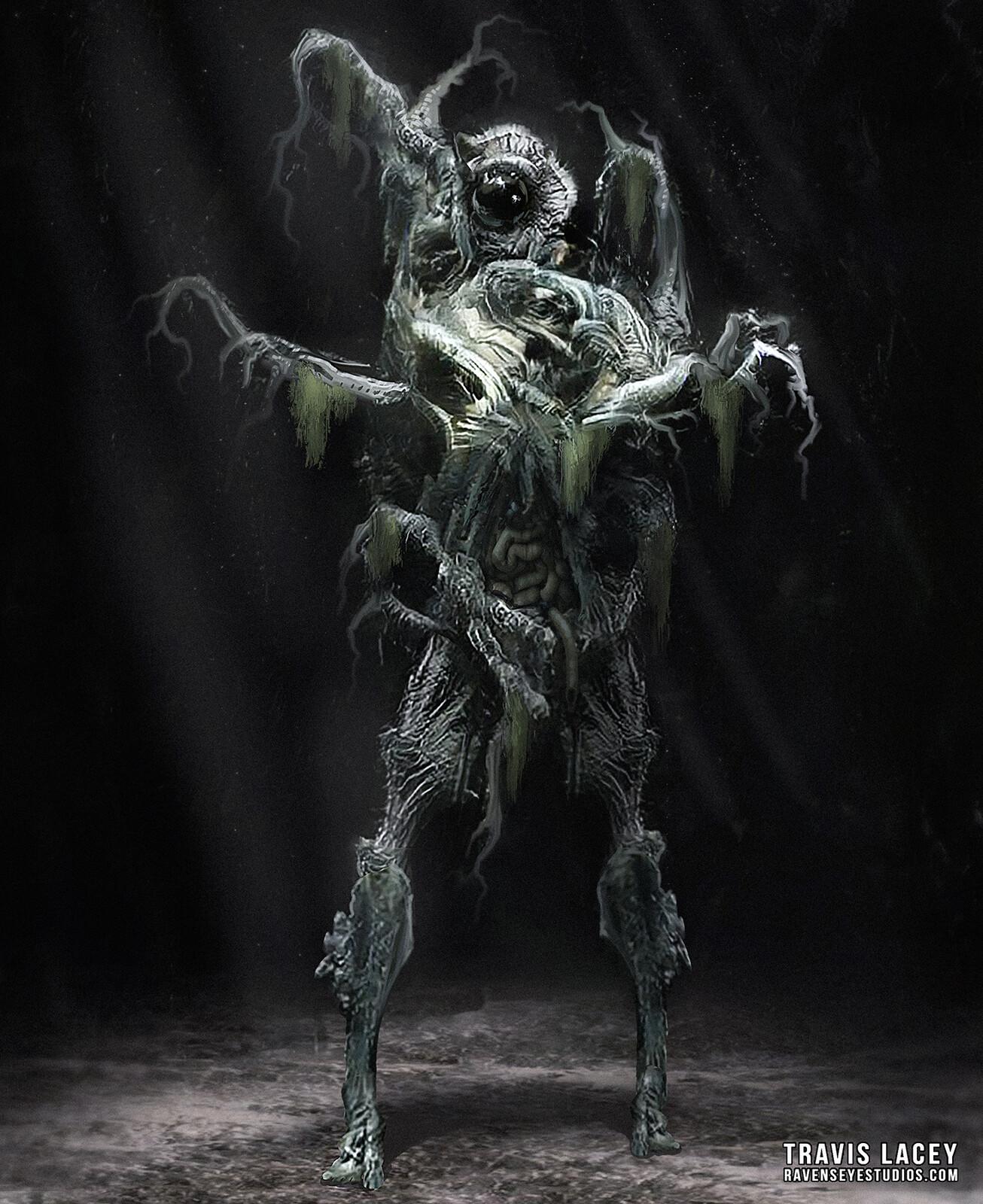 Mangled abomination