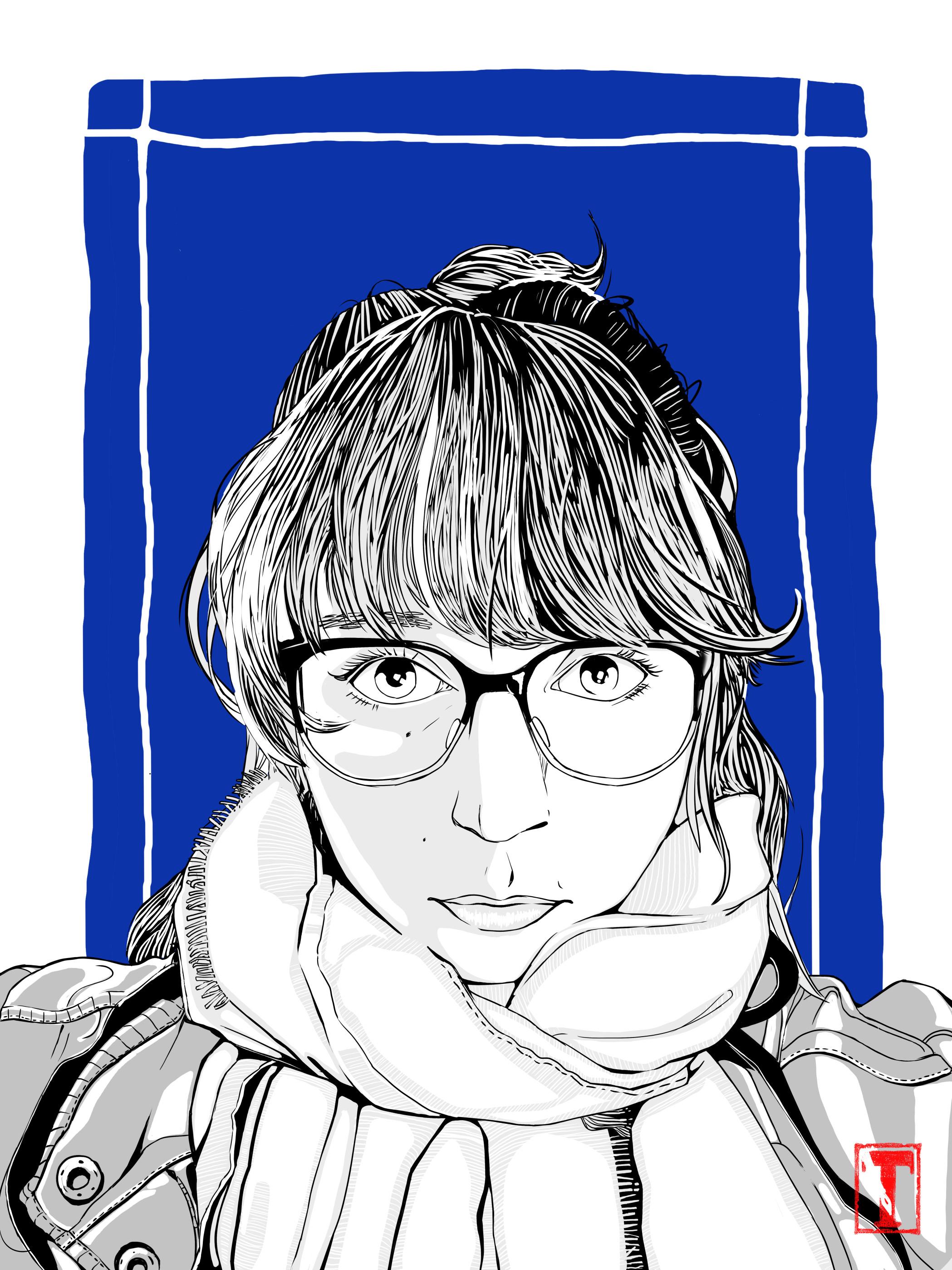 Portrait: Caylie