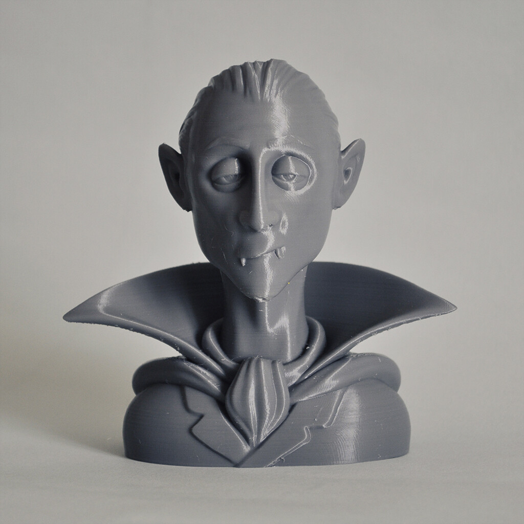 3d model printed with Creality Ender 3
