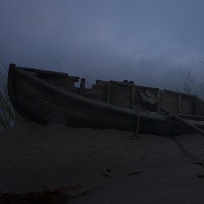 Mikael karlsson abandonedboat02