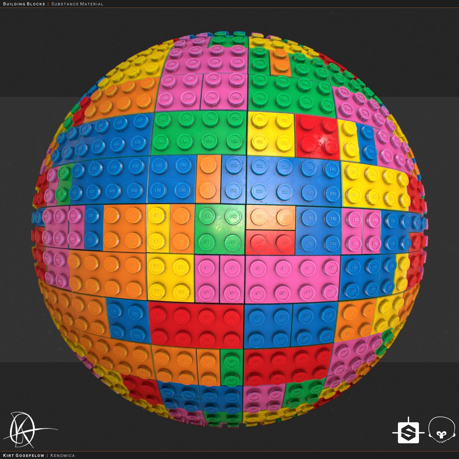 Multi-Coloured