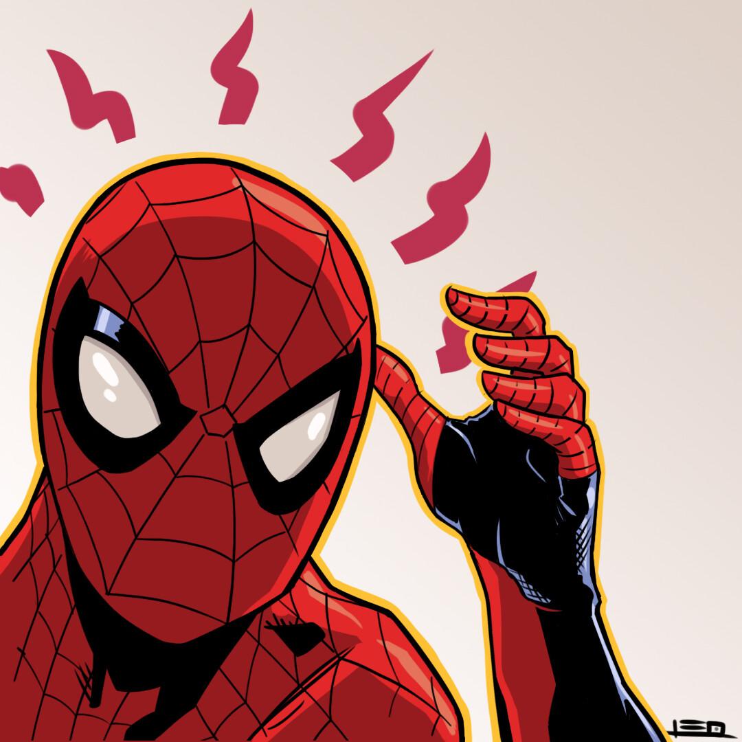 Spider-Sense!