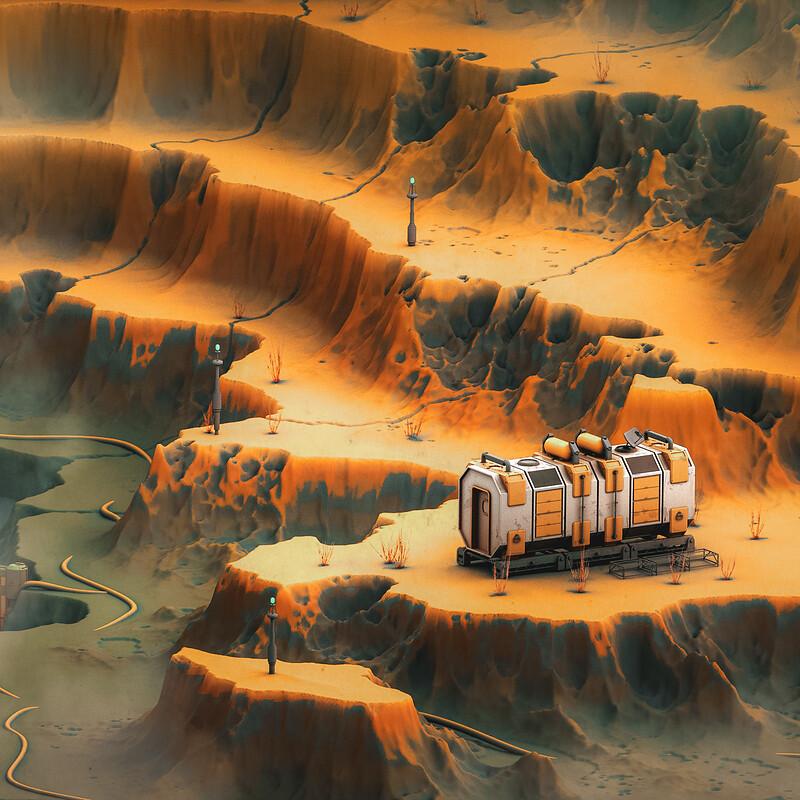 AC-215: Terra-forming Effort