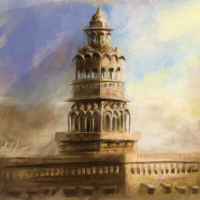 Arsalan khan tazia tower