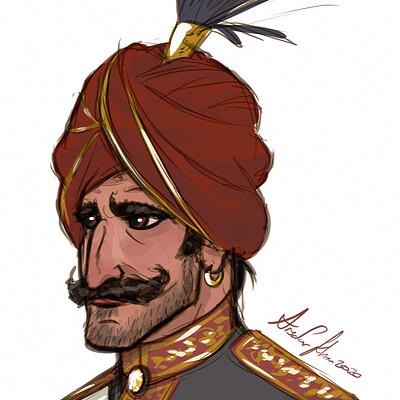 Arsalan khan zorawar of curse