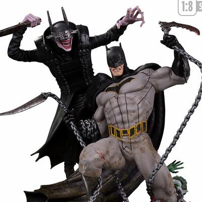 Alterton bizarre batman who laughs vs batman dc comics gallery 5e1e5abe0399a