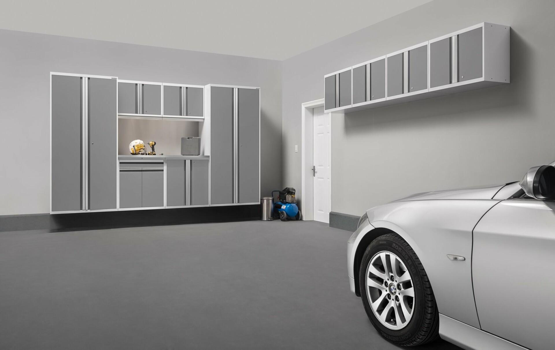Justin Robinson Garage Storage Cabinets