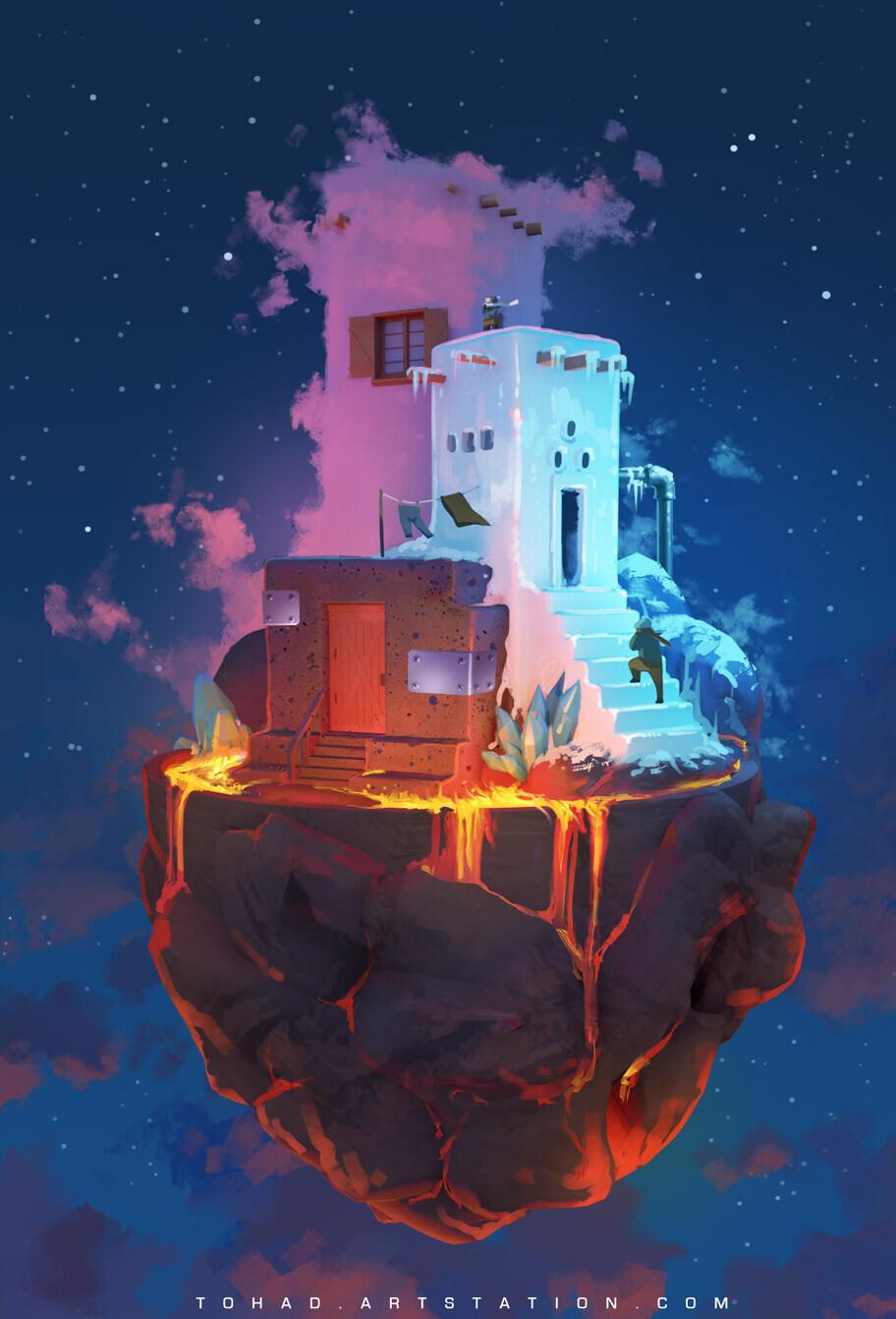 Welkin : elementals house