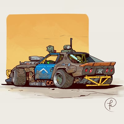 Fernando correa scrambler