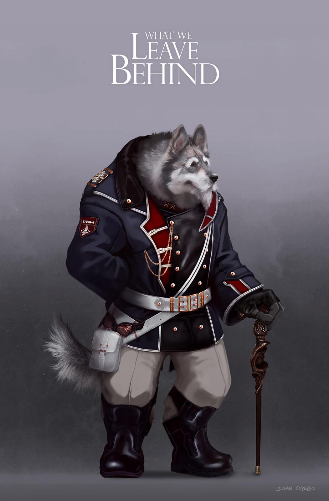 Commander Morris