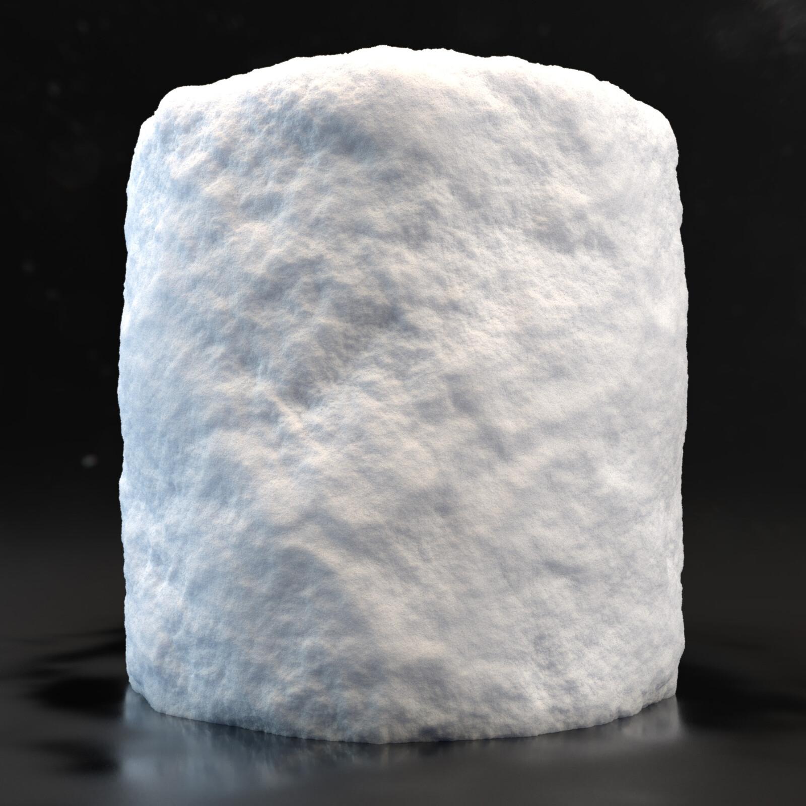 Snow Variation_01