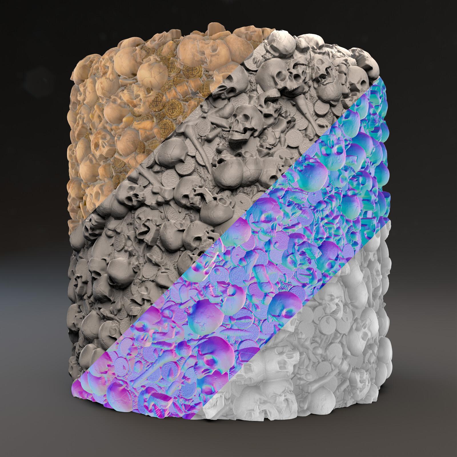 Textures_Maps_3D