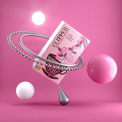 Janine pauke clipper pink still