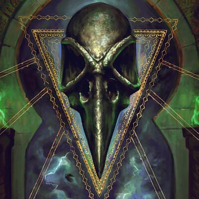 Maciej laszkiewicz crystal skull